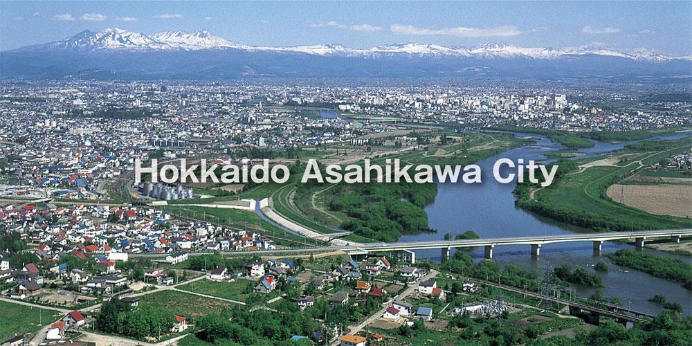 Hokkaido Asahikawa city