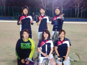 女子A級優勝大成クラブチーム