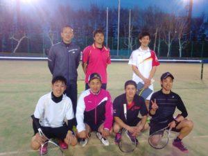 男子A級優勝M1・1チーム
